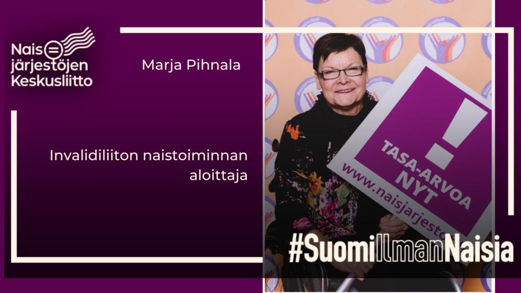 Marja Pihnala