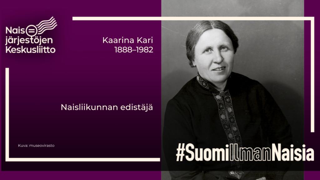 Kaarina Kari